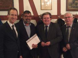 CDU-Gemeindeverband Dahlem wählte neuen Vorstand