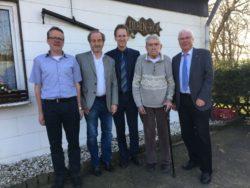 60 Jahre CDU Mitgliedschaft