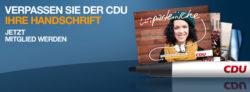 Mitgliederzuwachs beim CDU-Gemeindeverband Dahlem