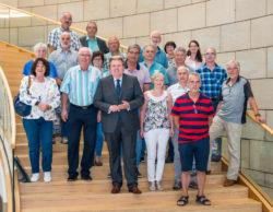 CDU Dahlem zu Gast im Landtag NRW