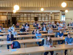 Aufstellungsversammlung CDU Dahlem